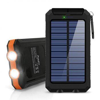 پاوربانک خورشیدی GRDE 13500