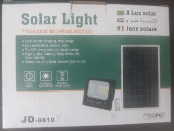 پروژکتور خورشیدی ۱۰ وات